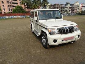 2015 Mahindra Bolero ZLX MT for sale in Kolkata