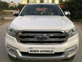 Ford Endeavour 2017 AT for sale in Indore
