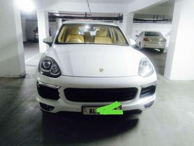 Used Porsche Cayenne Diesel 2015 AT for sale in Thrissur