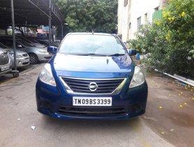 Nissan Sunny 2011-2014 XV MT 2013 in Chennai