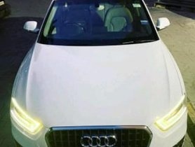 Audi Q3 2012-2015 2.0 TDI Quattro Premium Plus AT for sale in Kolkata