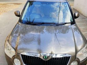 Used Skoda Yeti Elegance 2012 MT for sale in Nagar