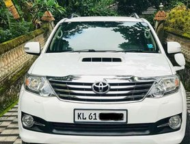 Toyota Fortuner 3.0 4x2 Automatic, 2015, Diesel AT for sale in Kottayam