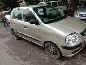 2008 Hyundai Santro Xing Petrol MT in New Delhi