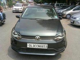 2017 Volkswagen Ameo Petrol MT in New Delhi