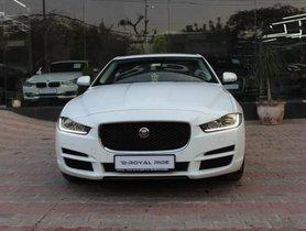 2016 Jaguar XE Prestige Petrol AT in Gurgaon
