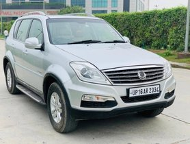 2013 Mahindra Ssangyong Rexton RX7 Diesel AT in New Delhi