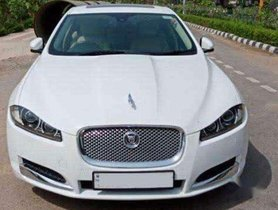 Used Jaguar XF 2012 Diesel AT for sale in Hyderabad