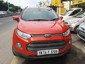 Ford Ecosport, 2016, Diesel MT for sale in Chennai
