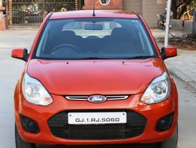 Ford Figo Diesel ZXI 2014 MT for sale in Ahmedabad