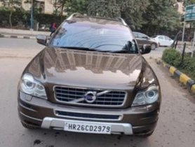 Used Volvo XC90 D5 Inscription AT car at low price in Gurgaon