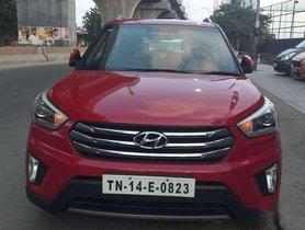 Used Hyundai Creta, 2016, Diesel MT for sale in Chennai