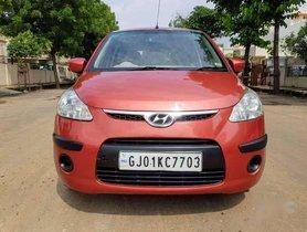 Used Hyundai I10 Magna, 2010, Petrol MT for sale in Ahmedabad