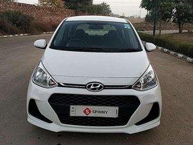Used Hyundai i10 Magna 1.2 2018 MT for sale in Faridabad