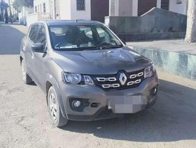 2017 Renault Kwid MT for sale in Udaipur