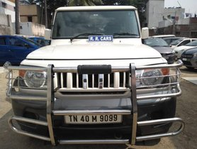 Used 2016 Mahindra Bolero Power Plus MT for sale in Coimbatore