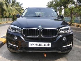 Used 2014 BMW X5 xDrive 30d Design Pure Experience 5 Seater AT for sale in Mumbai