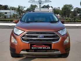 2017 Ford EcoSport 1.5 Ti VCT MT Titanium for sale in New Delhi
