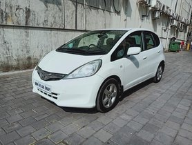 2011 Honda Jazz X MT for sale at low price in Thane
