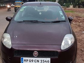 Used 2013 Fiat Punto Evo MT for sale in Bhopal