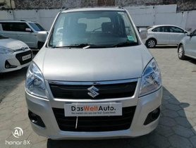 Used Maruti Suzuki Wagon R Stingray MT car at low price in Chennai