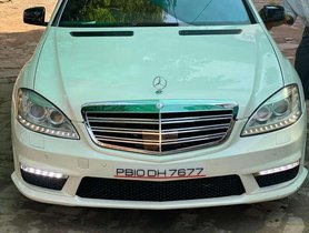 2011 Mercedes Benz S Class AT for sale in Jalandhar
