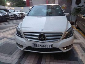 Used Mercedes-Benz B-Class B180 CDI, 2015, Diesel AT for sale in Kolkata