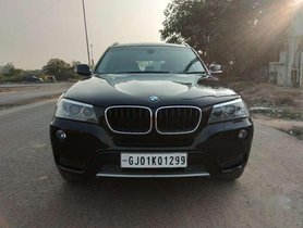 Used 2012 BMW X3 AT for sale in Ahmedabad