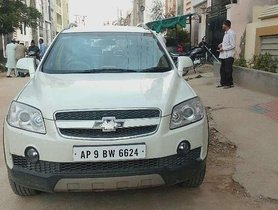 Used 2009 Chevrolet Captiva AT for sale in Hyderabad
