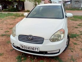 2007 Hyundai Verna 1.4 CRDI MT for sale in Tiruppur