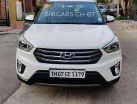 Used Hyundai Creta 1.6 SX Automatic, 2016, Diesel AT for sale in Chennai