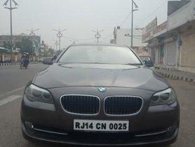 Used BMW 5 Series AT 2007-2010 car at low price in Jaipur