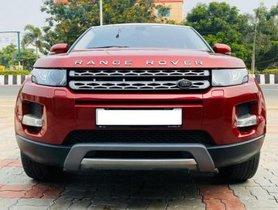 Land Rover Range Rover Evoque AT 2013 in Chennai