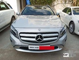 2017 Mercedes Benz GLA Class AT for sale in Pune