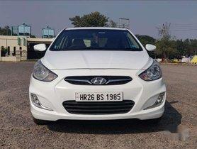 Used 2012 Hyundai Verna MT for sale in Faridabad