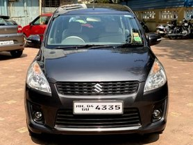 Maruti Suzuki Ertiga VXI CNG MT 2015 in Mumbai