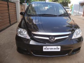 Honda City ZX CVT AT 2008 for sale in Chennai