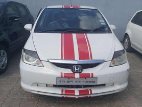Used Honda City ZX GXi 2005 MT for sale in Chennai