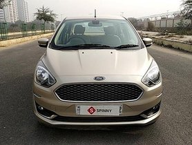Ford Aspire 1.5 TDCi Titanium MT in New Delhi