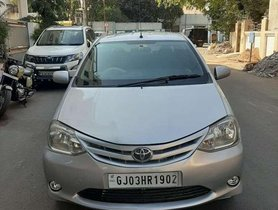 Used Toyota Etios VX 2011 MT for sale in Rajkot