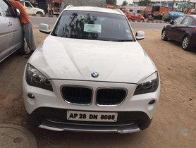 Used BMW X1 sDrive20d, 2011, Diesel AT for sale in Hyderabad
