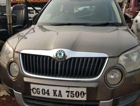 Used 2012 Skoda Yeti MT for sale in Raipur