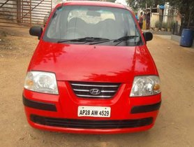 Used Hyundai Santro Xing XO MT for sale in Hyderabad at low price