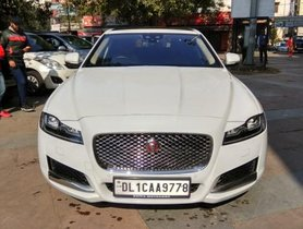 2019 Jaguar XF 2.0 Petrol Portfolio AT for sale at low price in New Delhi