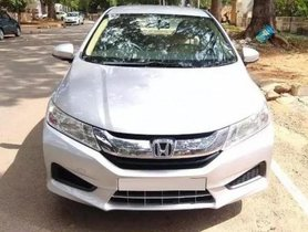 Honda City S 2015 MT for sale in New Delhi