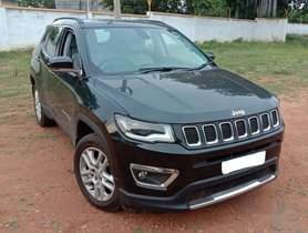 Used Jeep Compass 2.0 Limited Plus 2017 MT for sale in Coimbatore