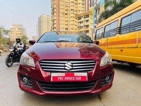 Maruti Suzuki Ciaz ZXI, 2015, Petrol AT for sale in Mumbai