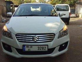 Maruti Suzuki Ciaz ZDi+ SHVS, 2015, Diesel MT for sale in Thane