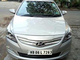 Hyundai Verna 1.6 SX VTVT AT 2015 in Kolkata