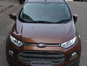 Used Ford EcoSport 1.5 Ti VCT MT Titanium 2017 for sale in Mumbai